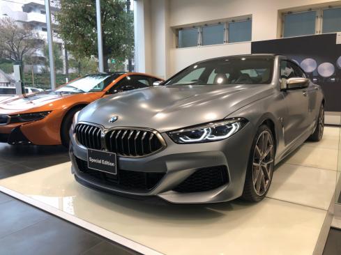 BMW M850i xDrive グラン クーペ