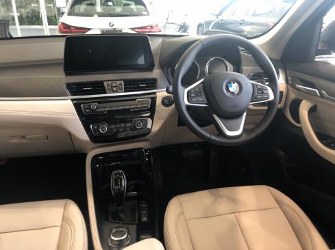 BMW X1 xDrive18d xLineのインテリア