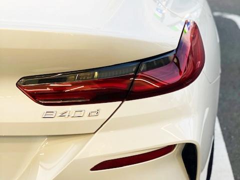 BMW 840d xDrive グラン クーペ