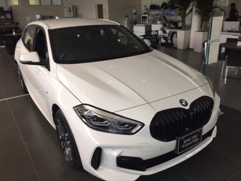 BMW 118d M Sport Edge