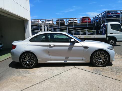 BMW M2 Competition 横