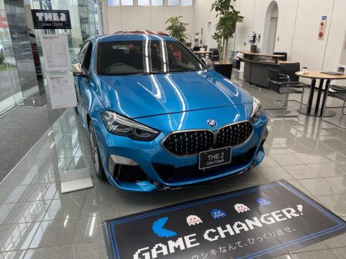 BMW M235i xDrive グランクーペ