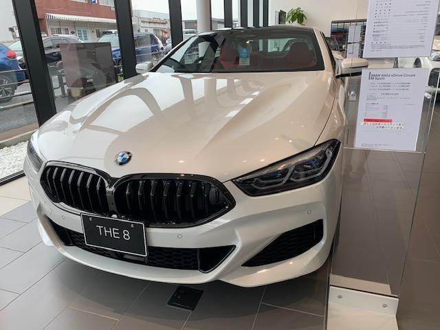 BMW 840d xDrive クーペ M Sport