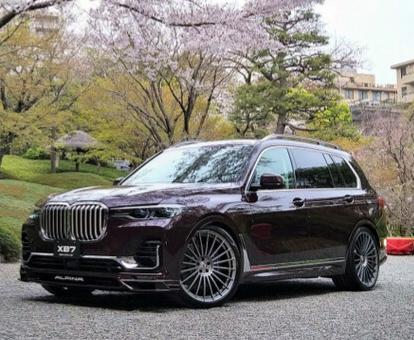 BMW ALPINA XB7 外観