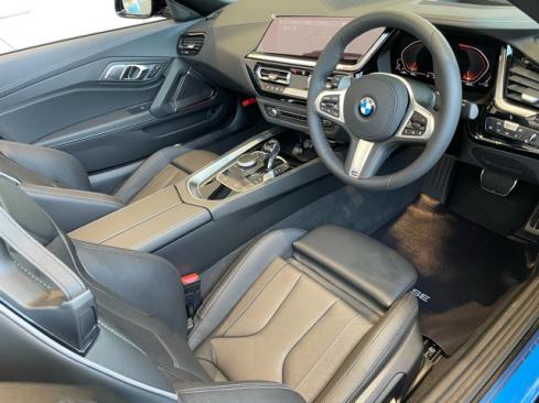 BMW Z4 sDrive20i M Sport 内装