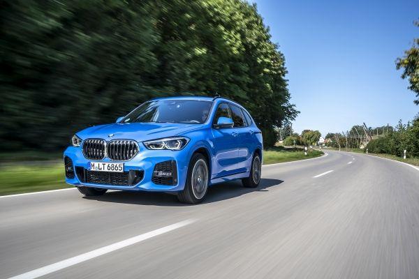 BMW X1 青