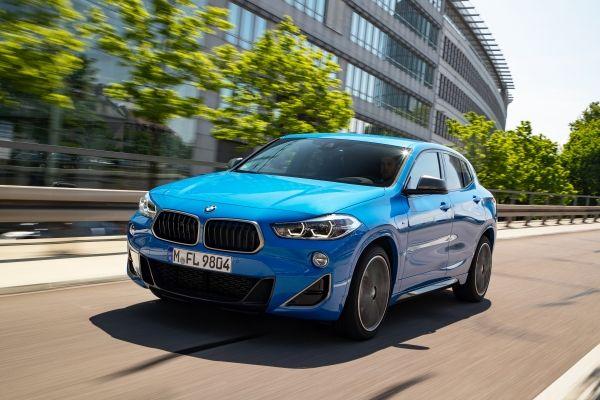 BMW X2 青