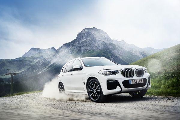 BMW X3 白