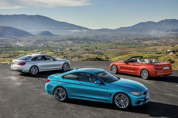 3モデルの新しい4シリーズ