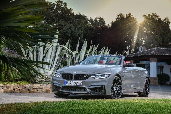BMW M4 カブリオレ 01