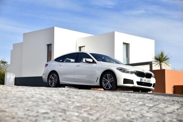 BMW6シリーズ グランツーリスモ