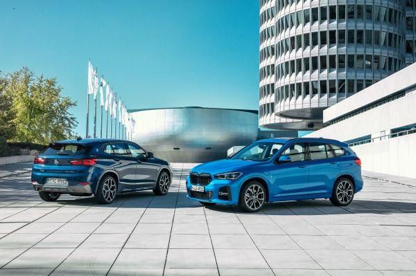 BMW X1とBMW X2の乗り心地を比較