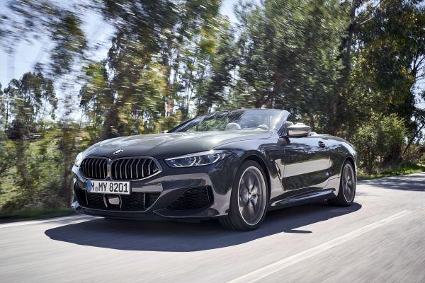 BMW 8シリーズ カブリオレ