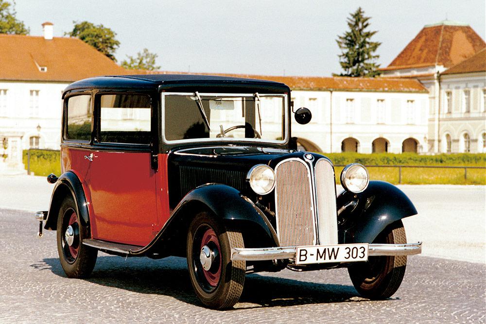 BMW 303 Limousine, 1933