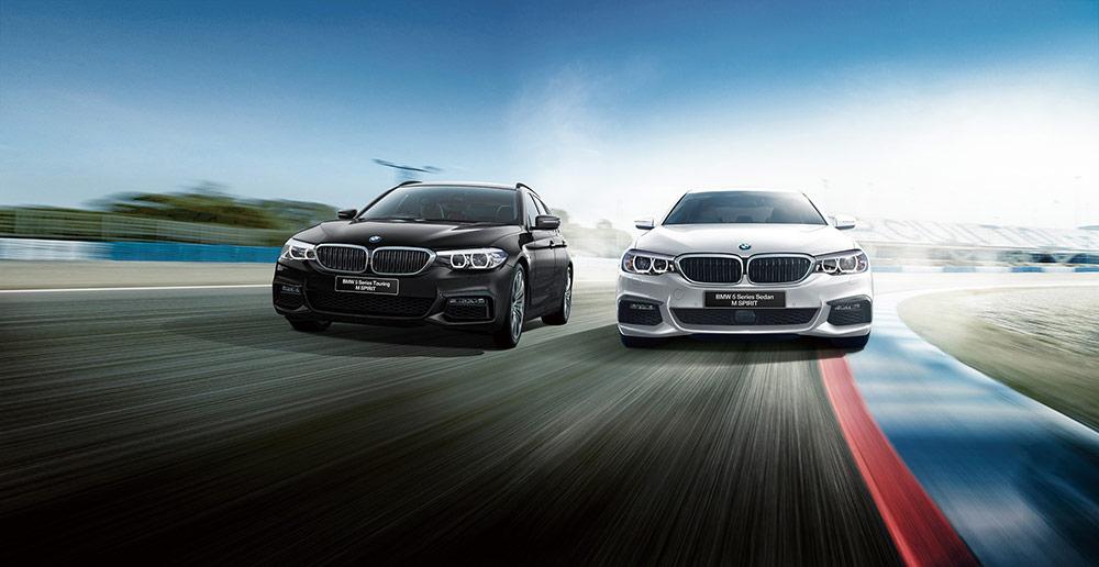 BMW 5シリーズM Spirit