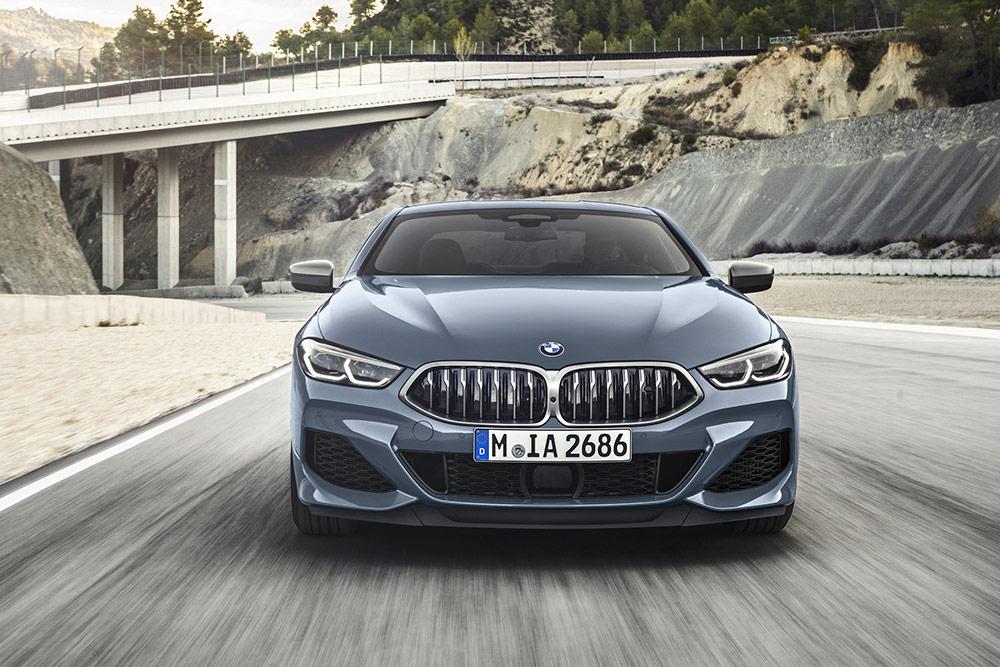 BMW 8シリーズ クーペ/カブリオレ