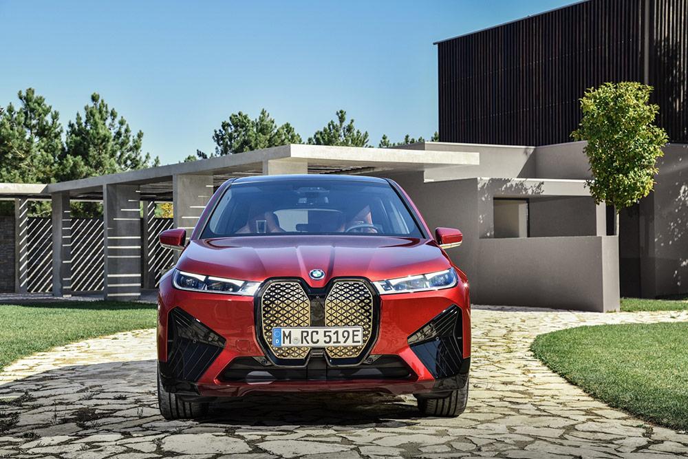 電気自動車「bmw-ix」