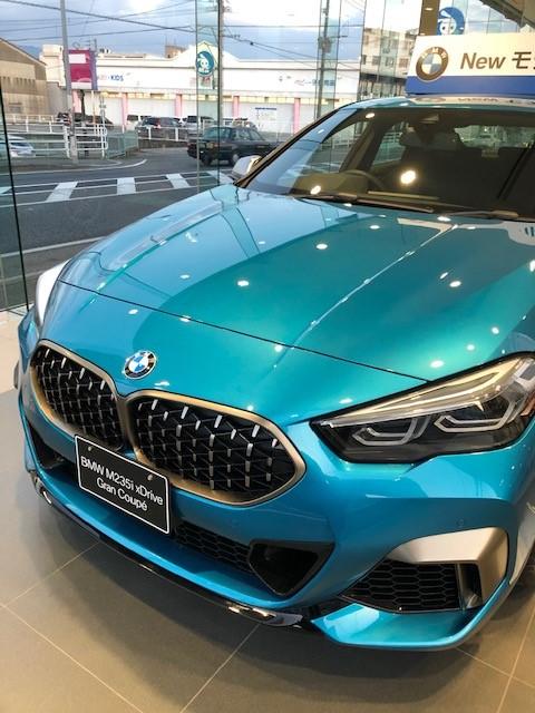 BMW M235i xDrive グラン クーペのフロント