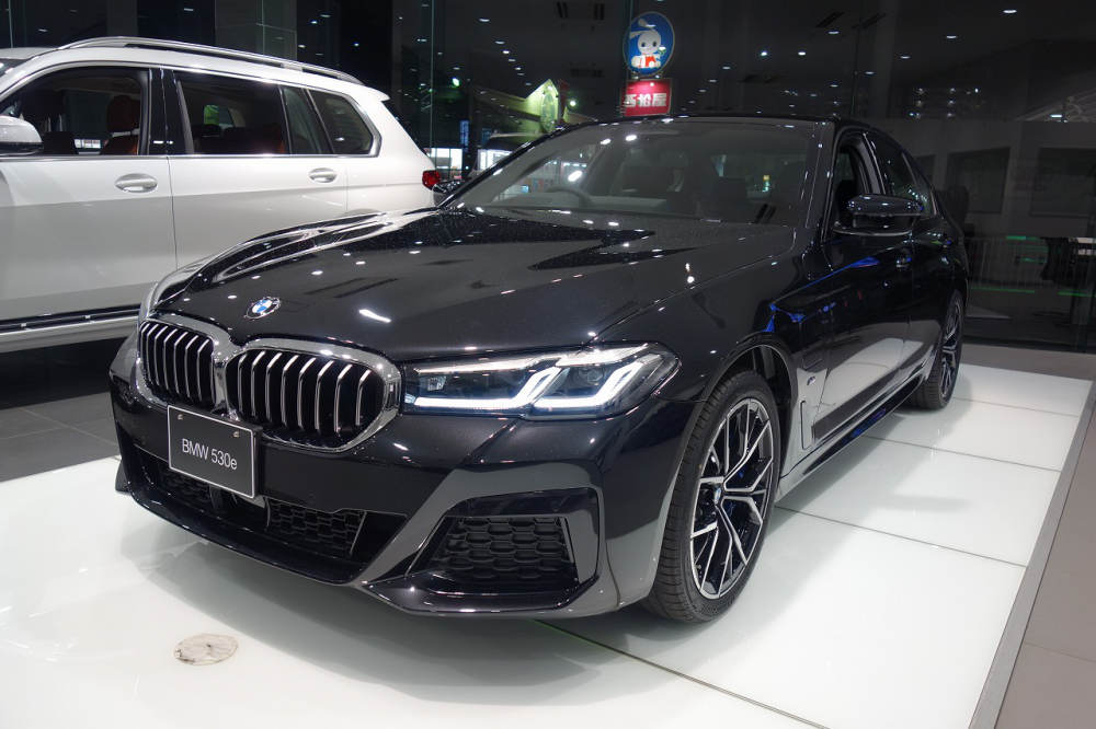 BMW 530e M Sport Edition Joy+