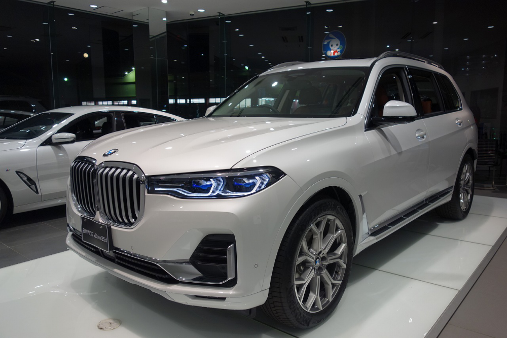 BMW X7 xDrive35d Design Pure Excellence