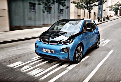 BMWのエコカー