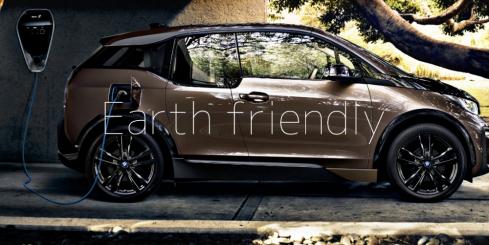 BMWでエコ・ドライブ