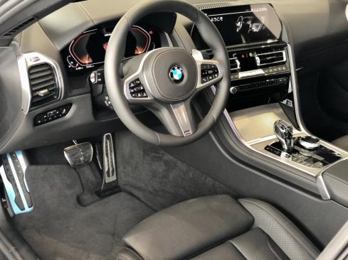 BMW M850i xDrive Coupeのインテリア