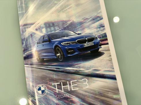 BMW 318i M Sportのカタログ