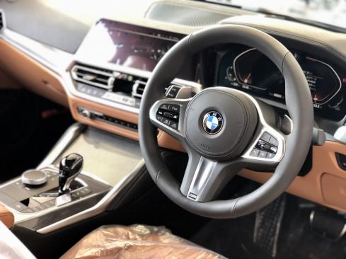 BMW M440i xDrive Coupeのインテリア