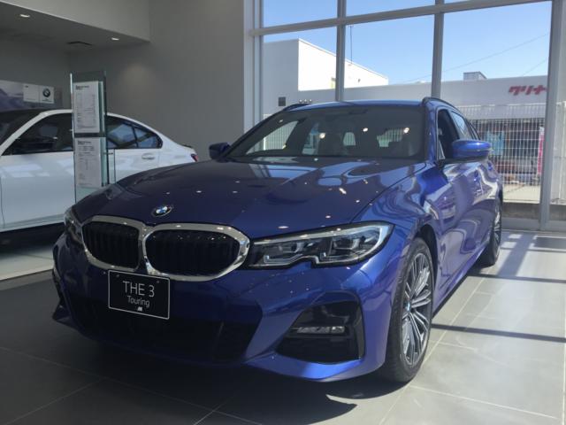 BMW 318i Touring M Sport