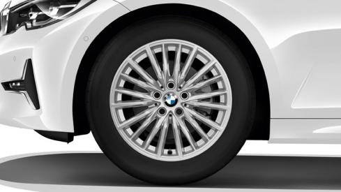 BMW 318i 40th Anniversary Edition ホイール