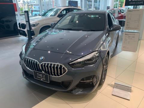 BMW 218iグラン クーペM Sport