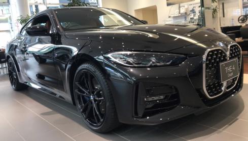 BMW 420i Coupe M Sport