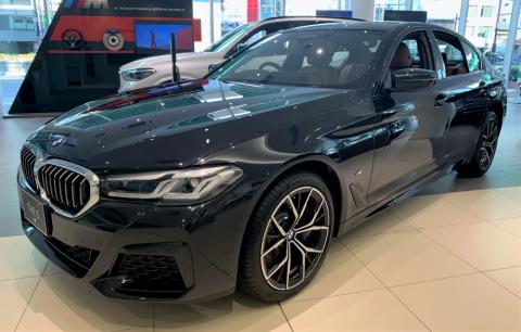 BMW 540i xDrive M Sport