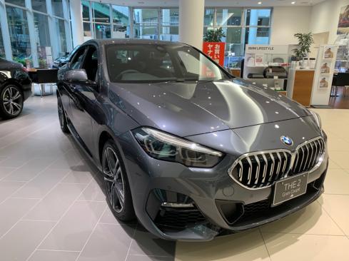 BMW 218d グランクーペ M Sport Edition Joy+