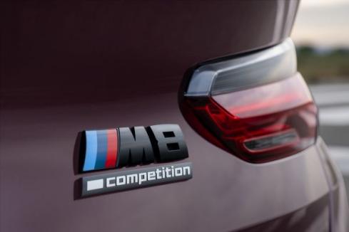 NEW BMW M8 Gran Coupeコンペティション