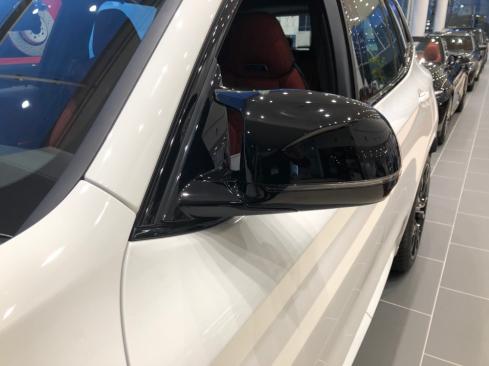BMW X3 M Competitionのミラー
