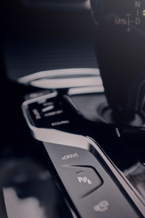 BMW X3 xDrive30eのeDrive