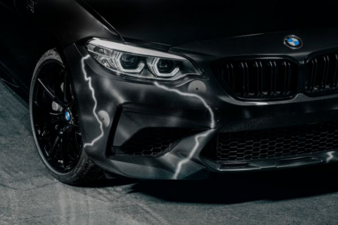 BMW M2 EDITION DESINGED by FUTURA 2000のフロント