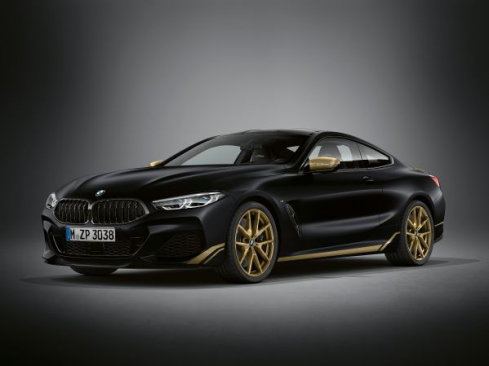 BMWのEdition Golden Thunder