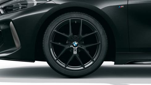 BMW 118d M Sport Edgeのホイール