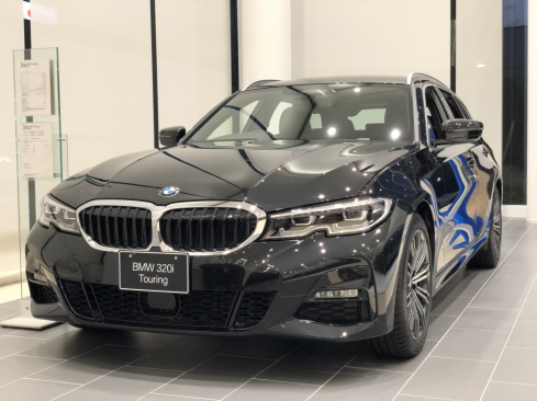 BMW 320i Touring M Sport