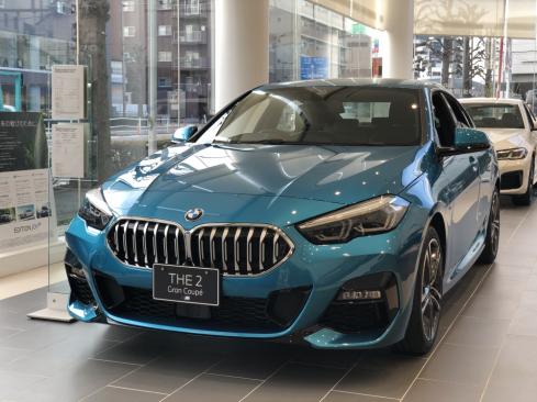 BMW 218d グラン クーペ M Sport
