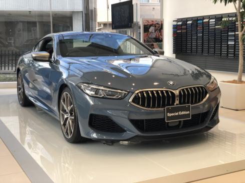BMW M850i xDrive クーペ