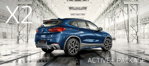 BMW X2 xDrive20d M Sport X Edition Joy+
