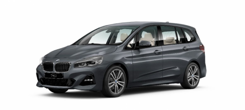BMW 218i グラン ツアラー PLEASURE³ EDITION 横