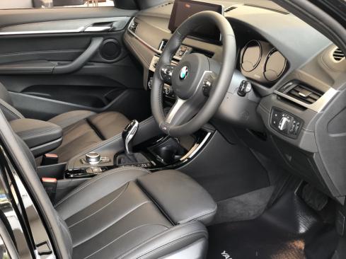 BMW X1 xDrive18d M sport 内装