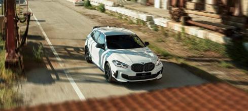 BMW M135i xDrive Street Racer 上