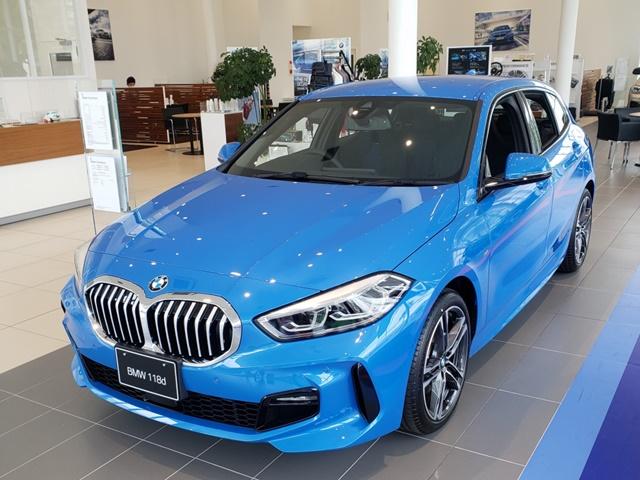 BMW 118d M Sports
