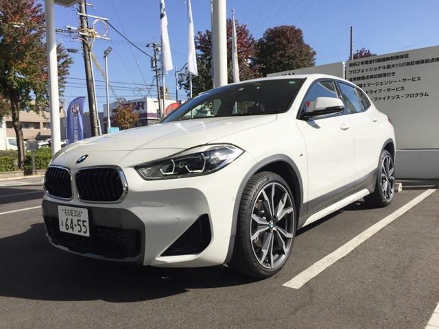 BMW X2 sDrive18i M Sport X